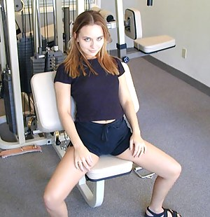 Free Teen Gym Porn Pictures