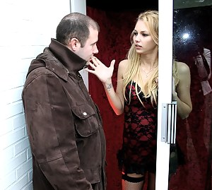 Jim gets the fucking of a lifetime by a horny hot hooker